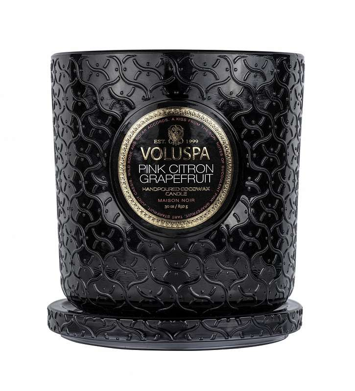 Pink Citron Grapefruit - Luxe Candle